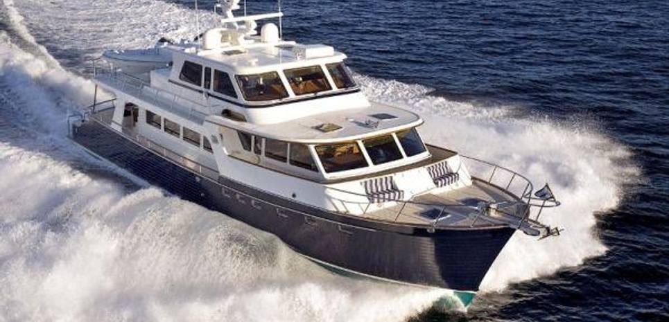 ByeLuvYaSeaYa Charter Yacht