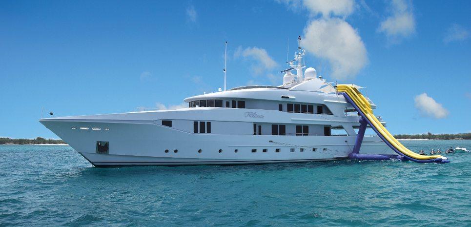 Rhino Yacht Photos Ex Ohana 47m Luxury Motor Yacht