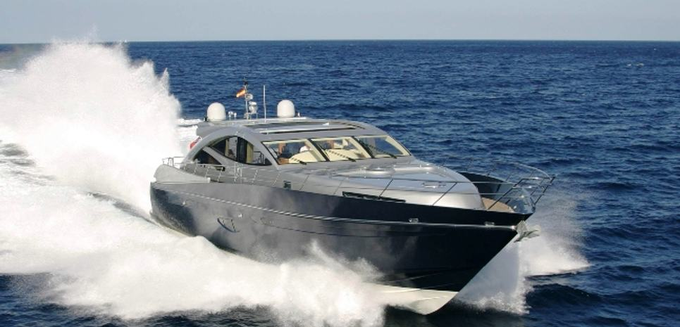 Louise Charter Yacht