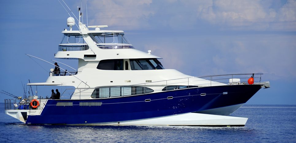 Ultimate One Charter Yacht
