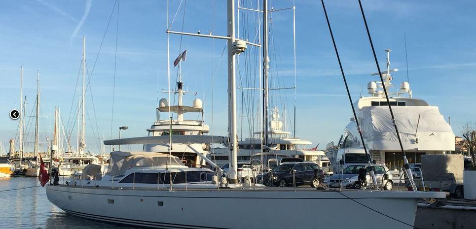 Simeron Charter Yacht