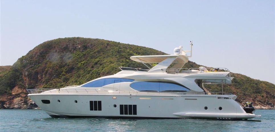 JL88 Charter Yacht