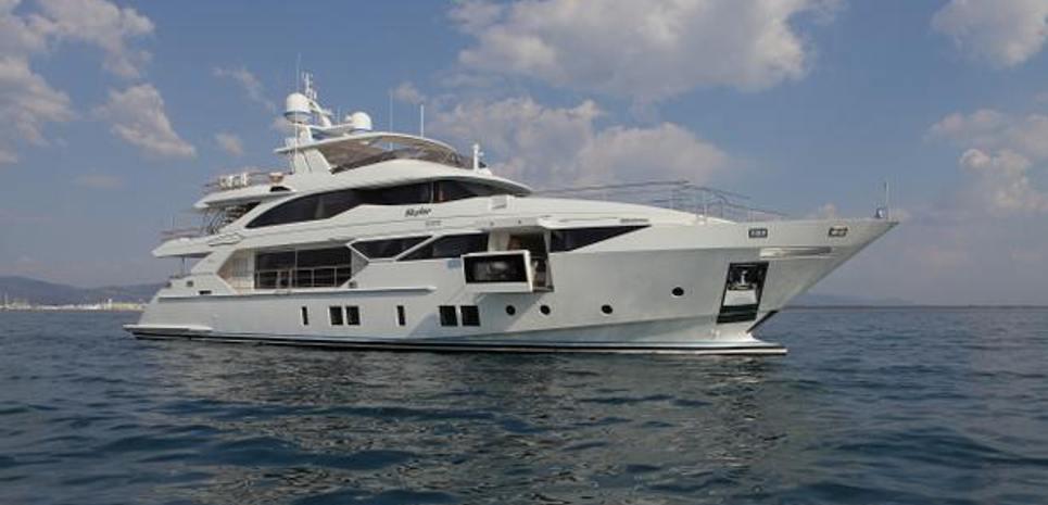 Benetti Fast 125/09 Charter Yacht