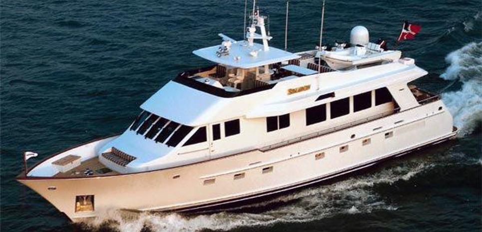 Simaron Charter Yacht