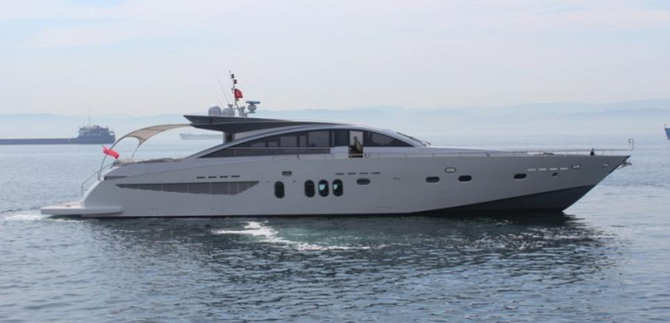 Shenu Charter Yacht