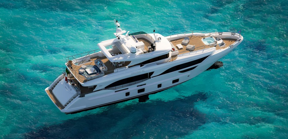 Lucky Wave Charter Yacht