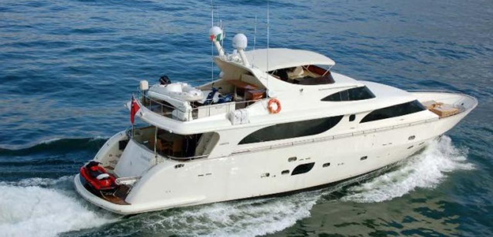 Maygre Charter Yacht