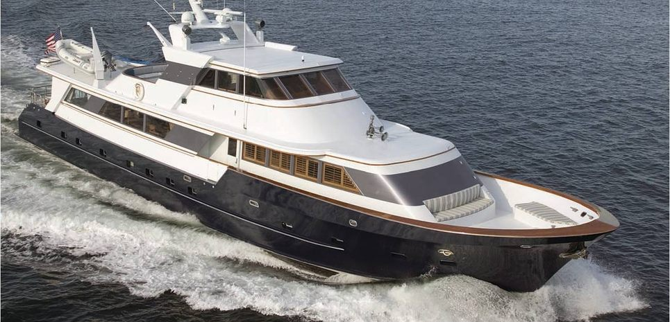 Nymphaea Charter Yacht
