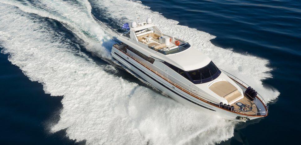 Acionna Charter Yacht