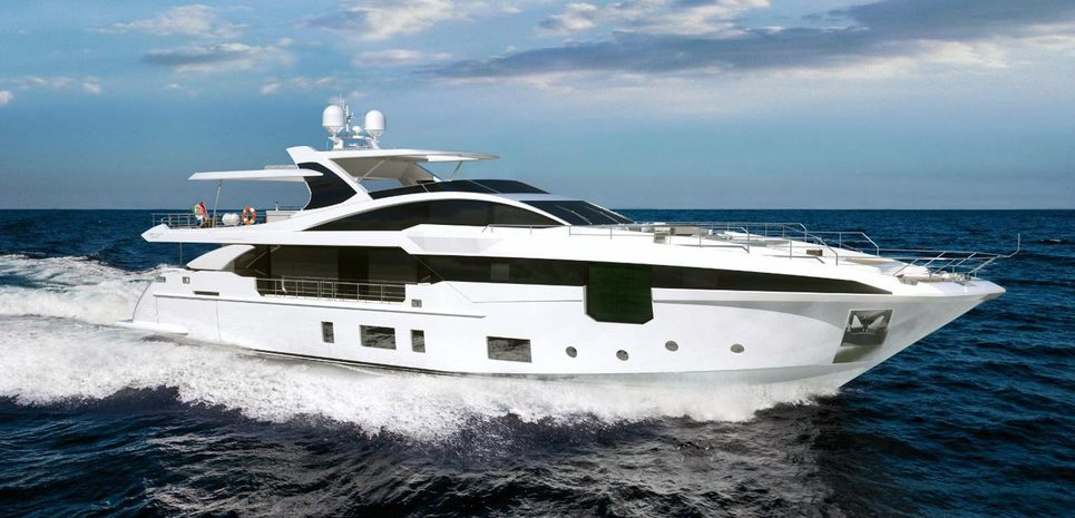 Mr. Oh Charter Yacht
