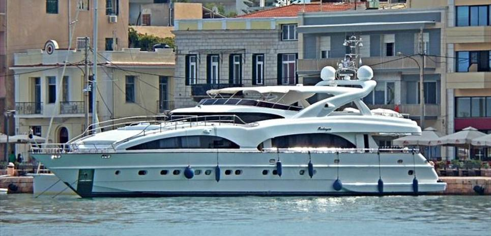 Packagers Charter Yacht