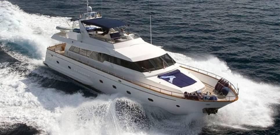 Famous V Charter Yacht