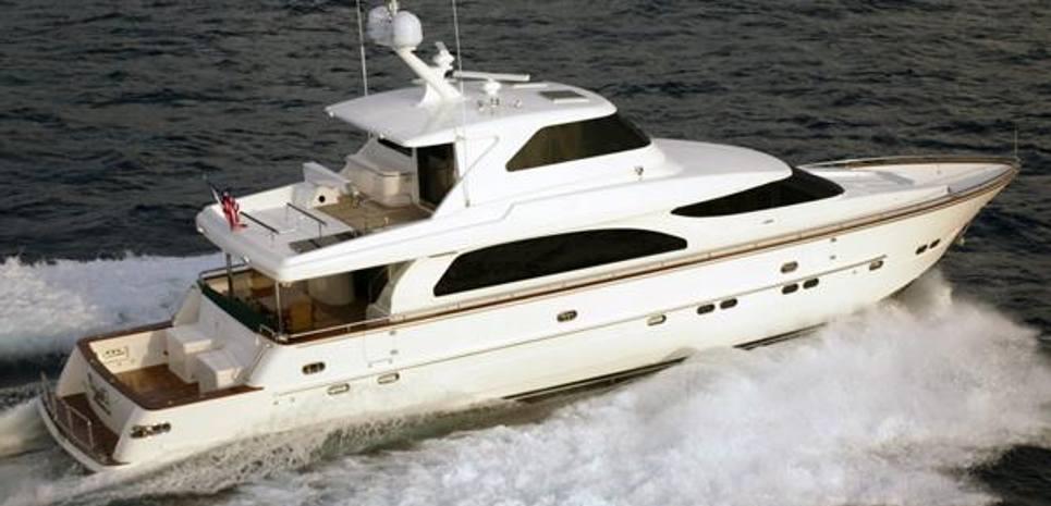 Liberation Charter Yacht