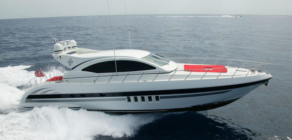 Lorelei Charter Yacht