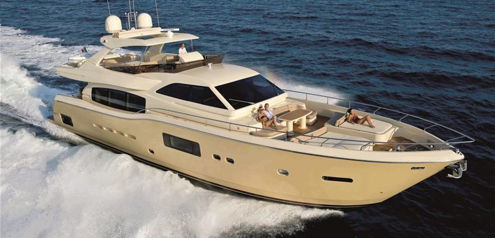 Miss Allied Charter Yacht