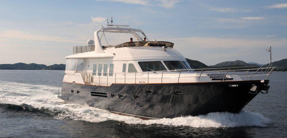 Netty Elaine Charter Yacht
