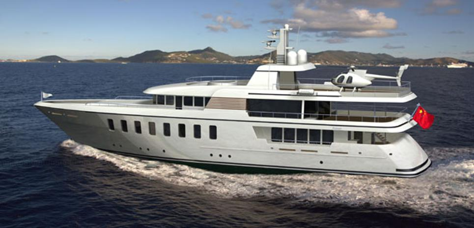 Blue Sky Charter Yacht