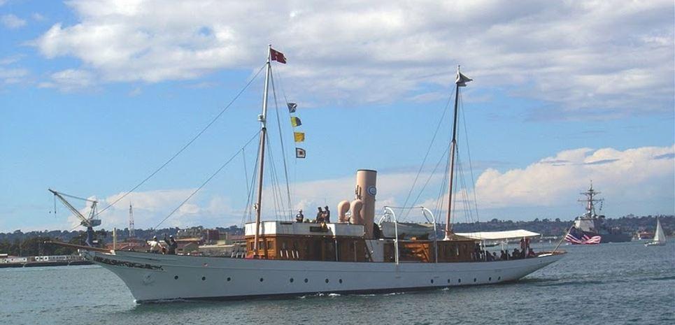 Medea Charter Yacht