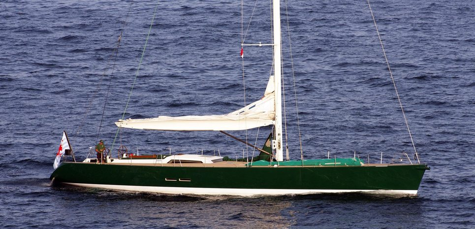 Genie Of The Lamp Charter Yacht