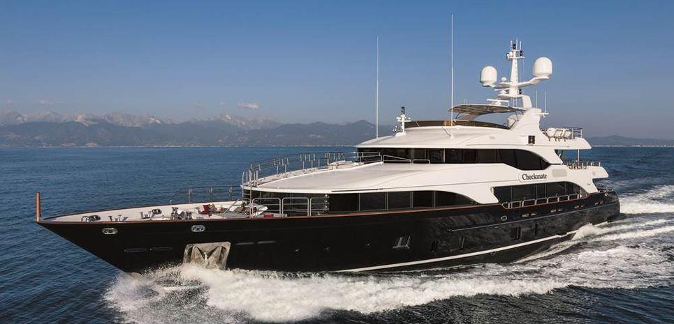 Checkmate Charter Yacht