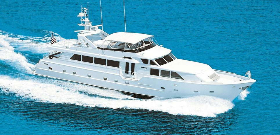 Harlina Charter Yacht