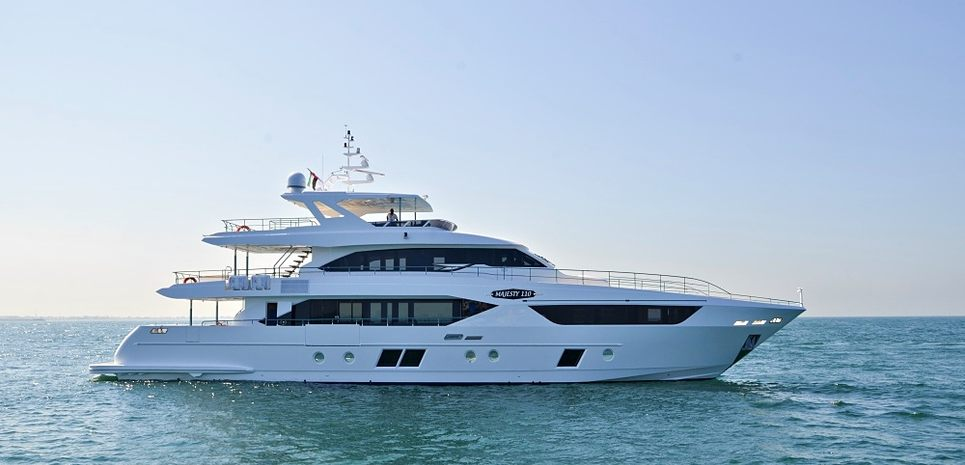 Oxana Charter Yacht