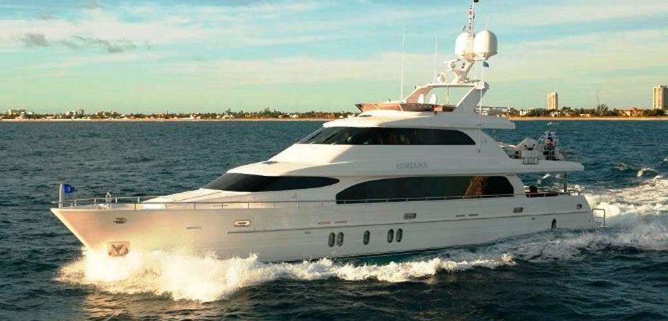 El Mirar II Charter Yacht