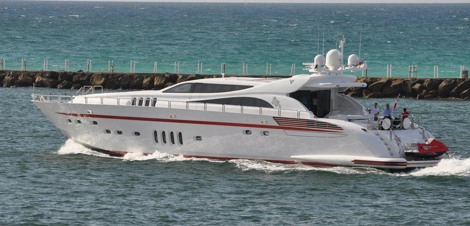 Asaska Charter Yacht