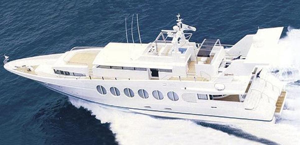 Lady Arraya Charter Yacht