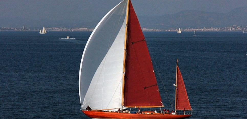 Agneta Charter Yacht