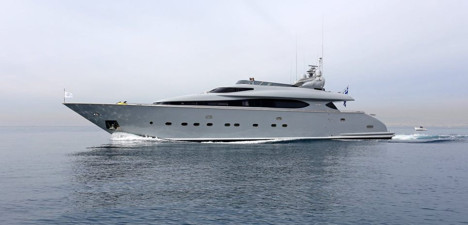 IF Charter Yacht