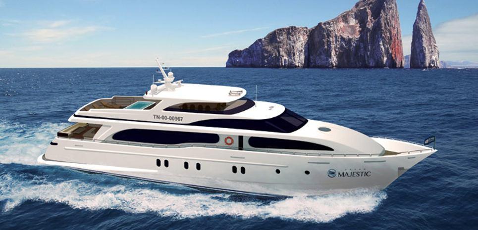 Grand Majestic Charter Yacht