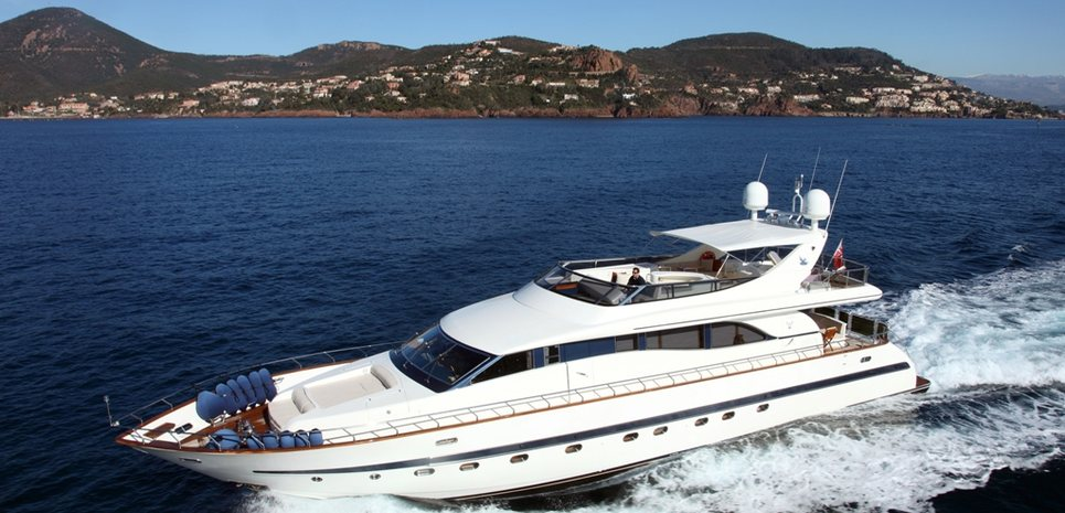 Bluebird of Happiness Charter Yacht