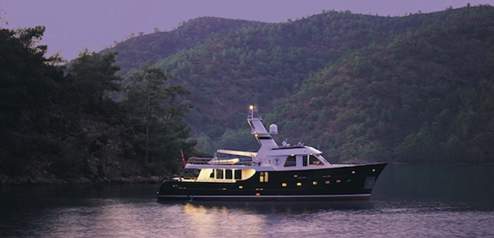 Troy Explorer Charter Yacht