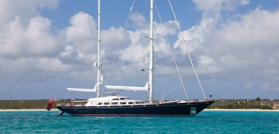 The Aquarius Charter Yacht