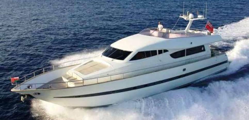 Laysh La Charter Yacht