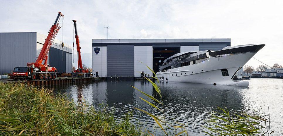 Galvas Charter Yacht