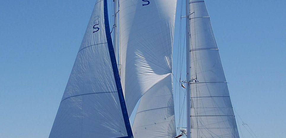 Sarava Charter Yacht
