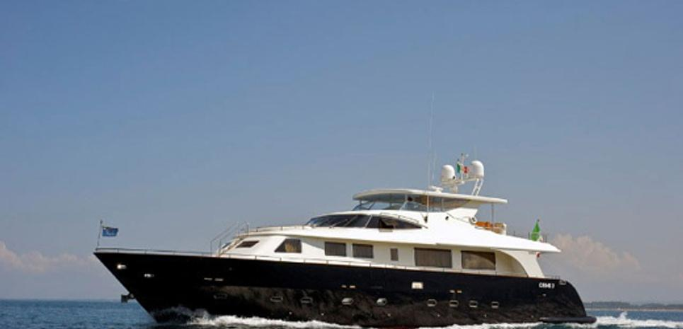 Ariston Five Charter Yacht