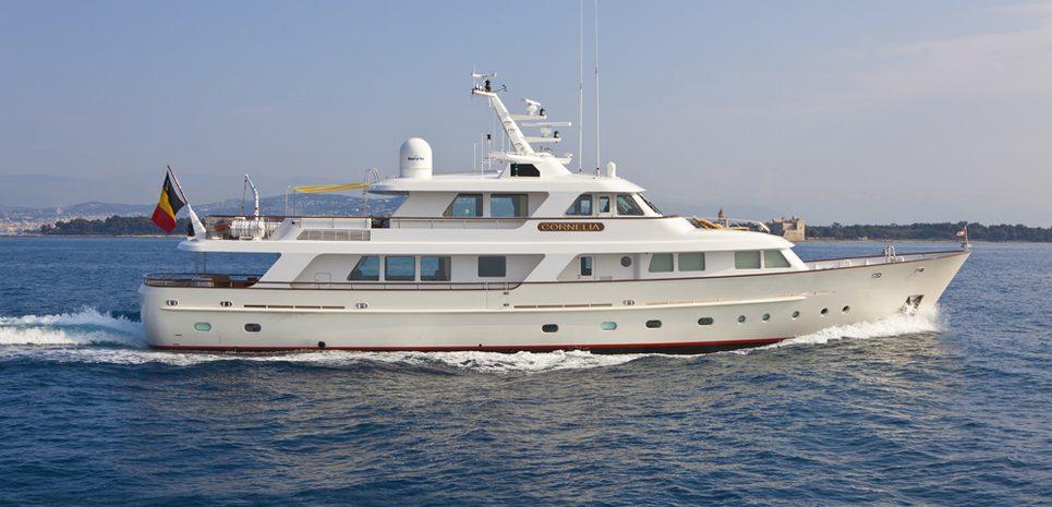 Cornelia on Design Gt Luxury Yacht Interior