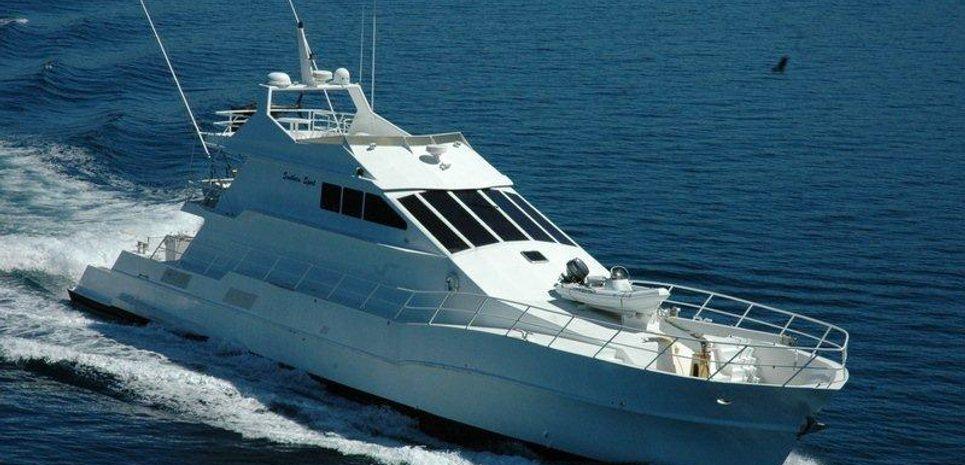 118' Breaux Fisher Charter Yacht