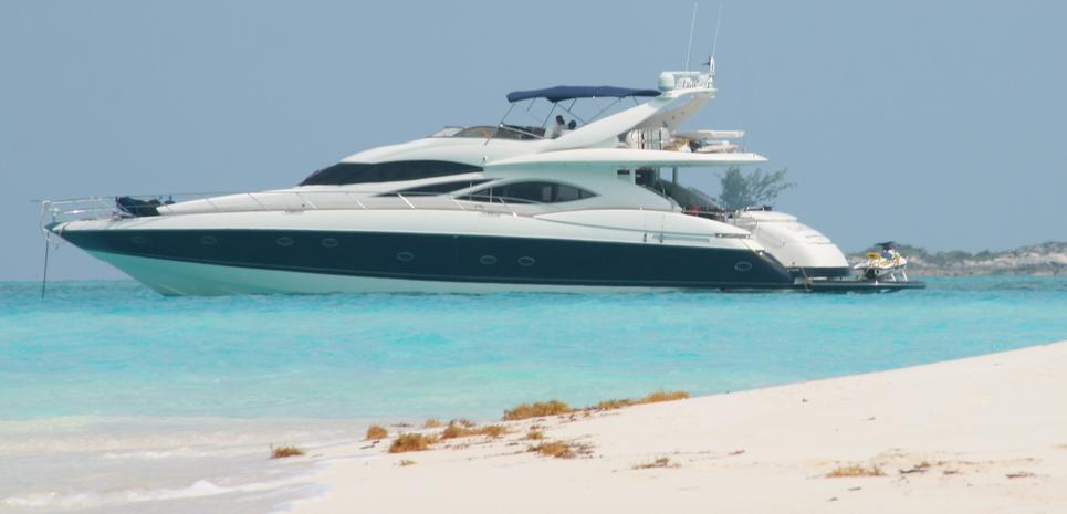 Carolina Dreamin Charter Yacht