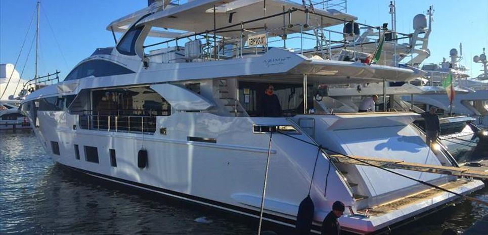 Partner Charter Yacht
