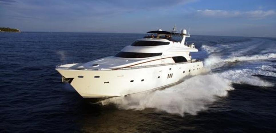 M.T. Time Charter Yacht