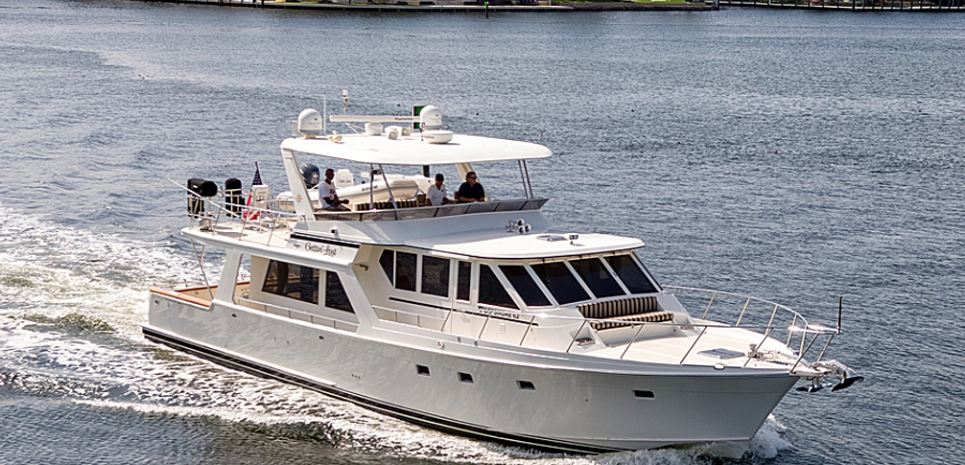 Gettin Lost Charter Yacht
