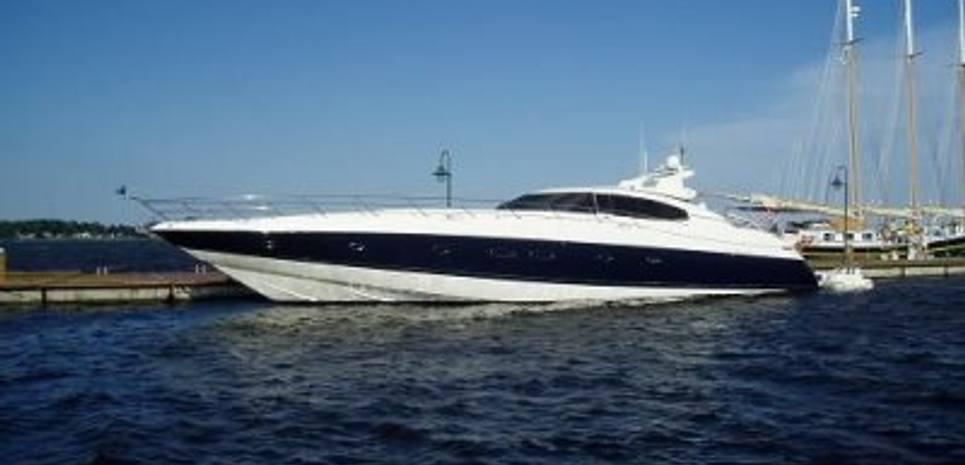Angela Dawn Charter Yacht