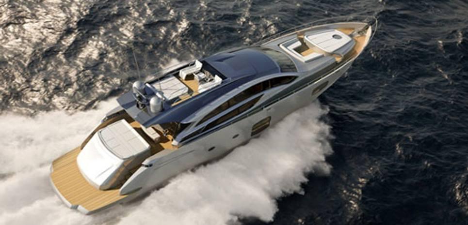 Pershing 82/1 Charter Yacht