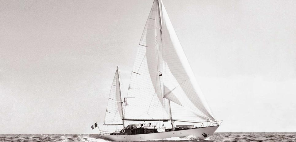 Chambell II Charter Yacht