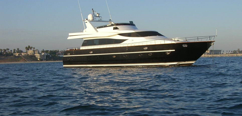 Novatec 80 Charter Yacht