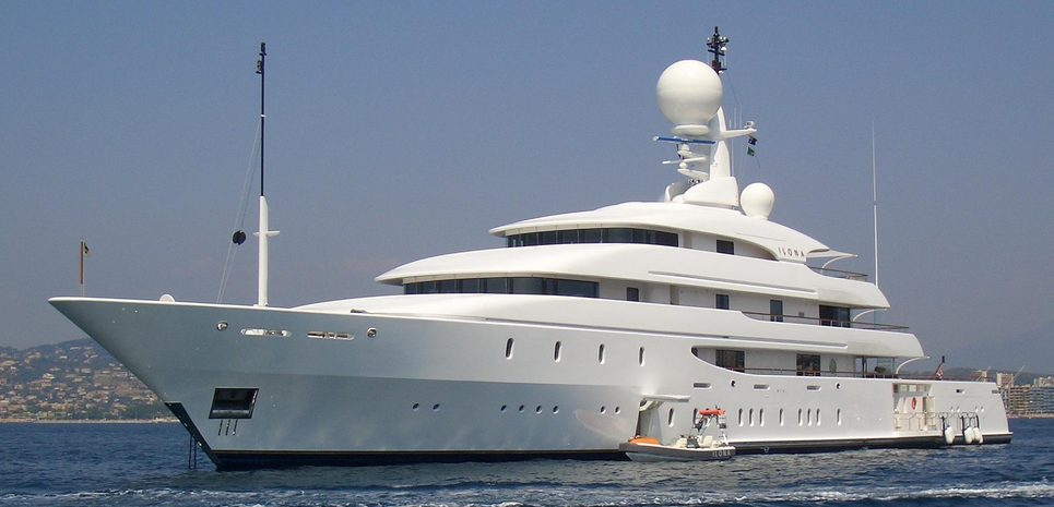 Ilona Charter Yacht